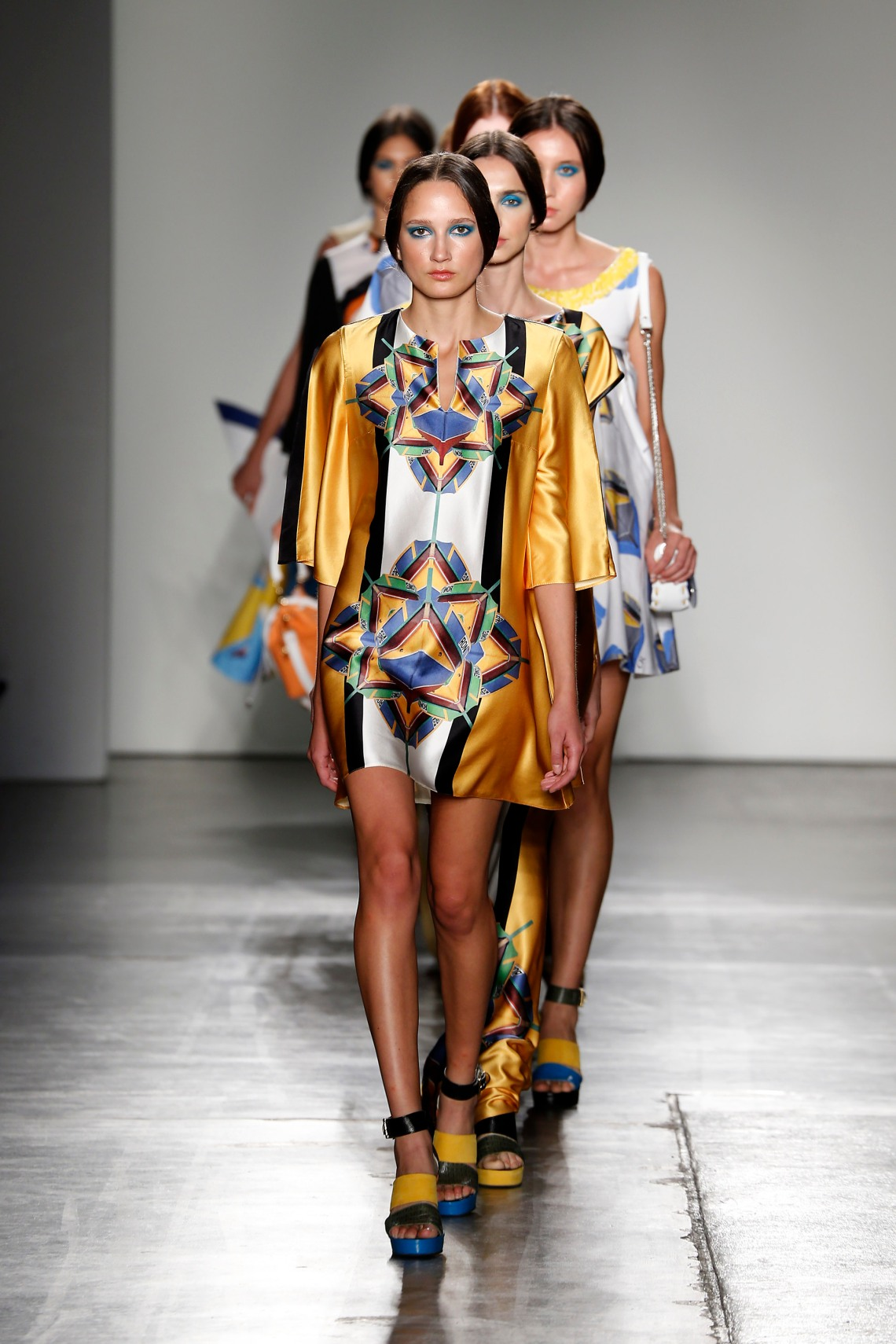 Nolcha Shows During New York Fashion Week Spring/Summer 2016 Collections NYFW - Charles And Ron