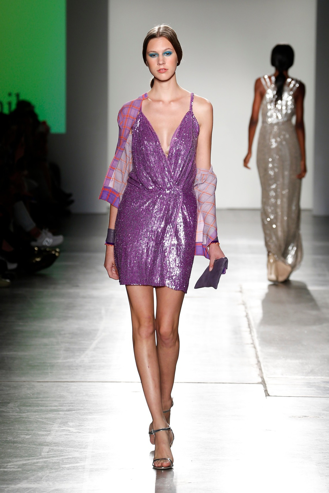Nolcha Shows During New York Fashion Week Spring/Summer 2016 Collections NYFW - Anya Liesnik