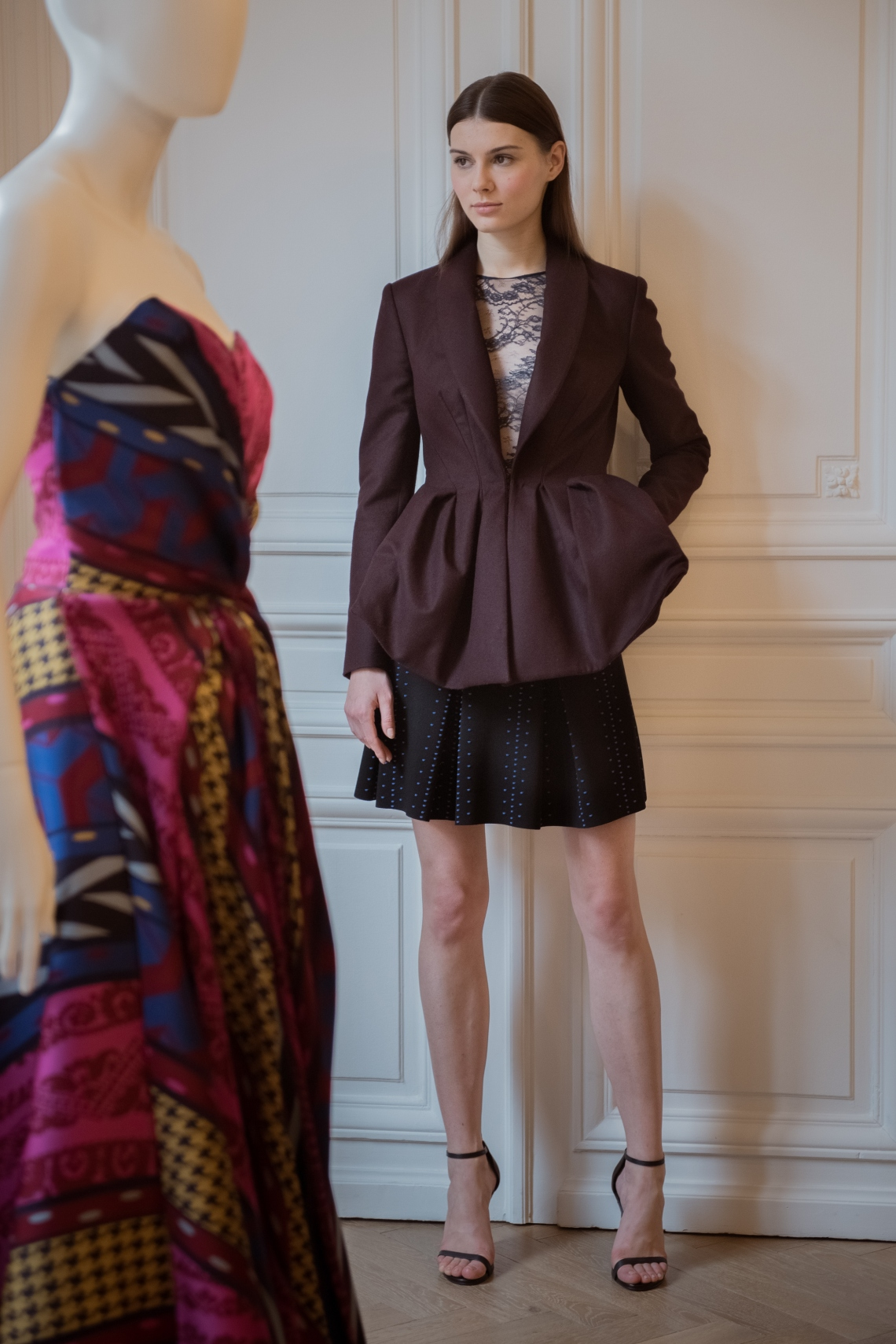 Inge : Presentation - Paris Fashion Week - Haute Couture Spring Summer 2016