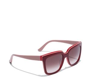 Parisian Fashion Square-Frame Sunglasses Ferragamo