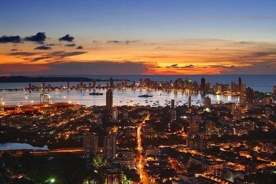 Cartagena Tourism Pinterest