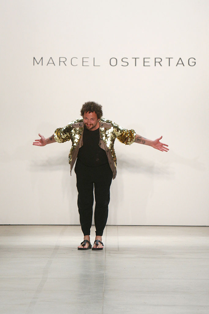 Marcel Ostertag S/S 2017 Collection - Runway - New York Fashion Week