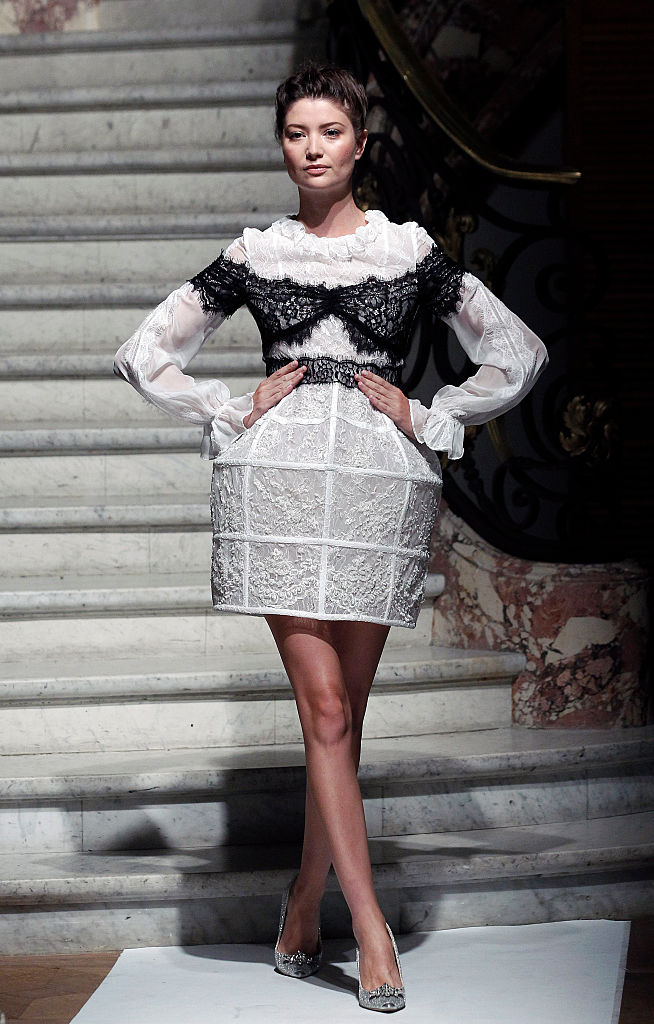 Marie Elie  : Runway - Paris Fashion Week Womenswear Spring/Summer 2017