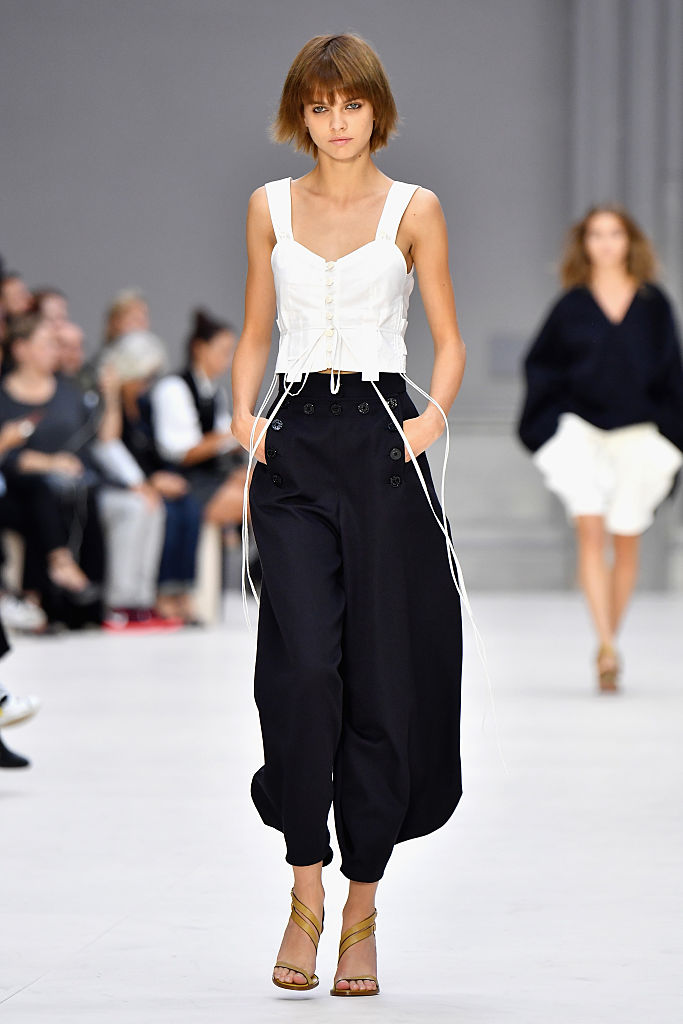 Chloe : Runway - Paris Fashion Week Womenswear Spring/Summer 2017