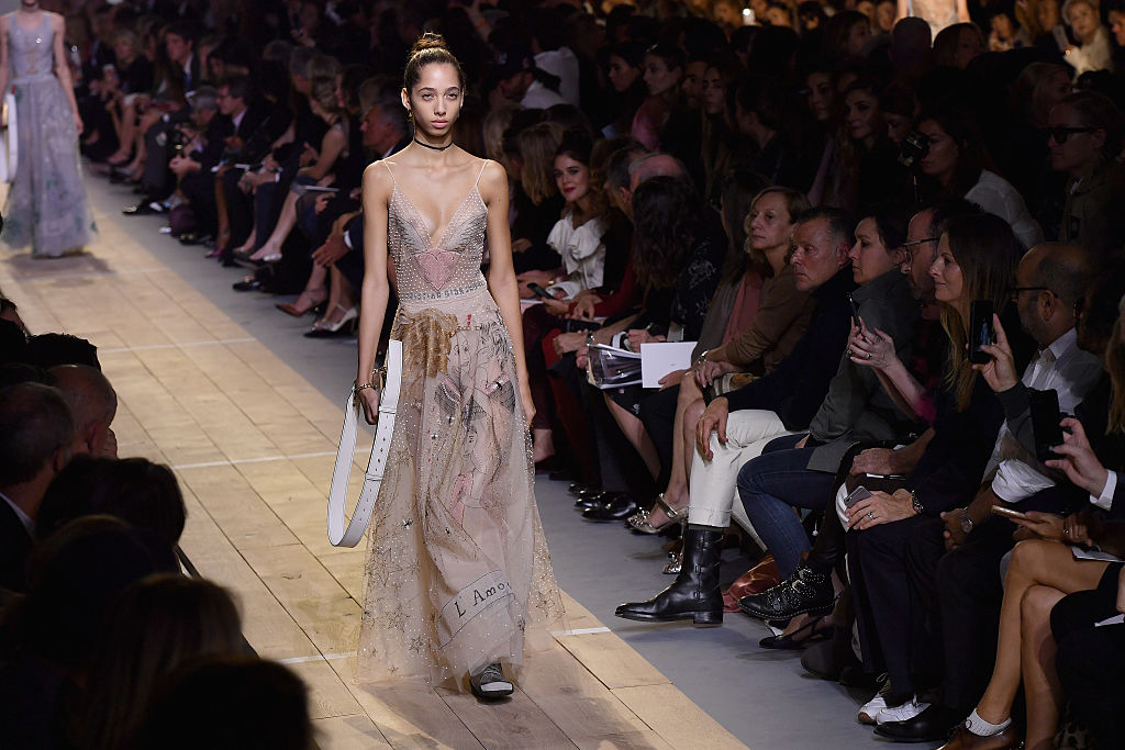 Christian Dior :  Runway Alternative Views  - Paris Fashion Week Womenswear Spring/Summer 2017