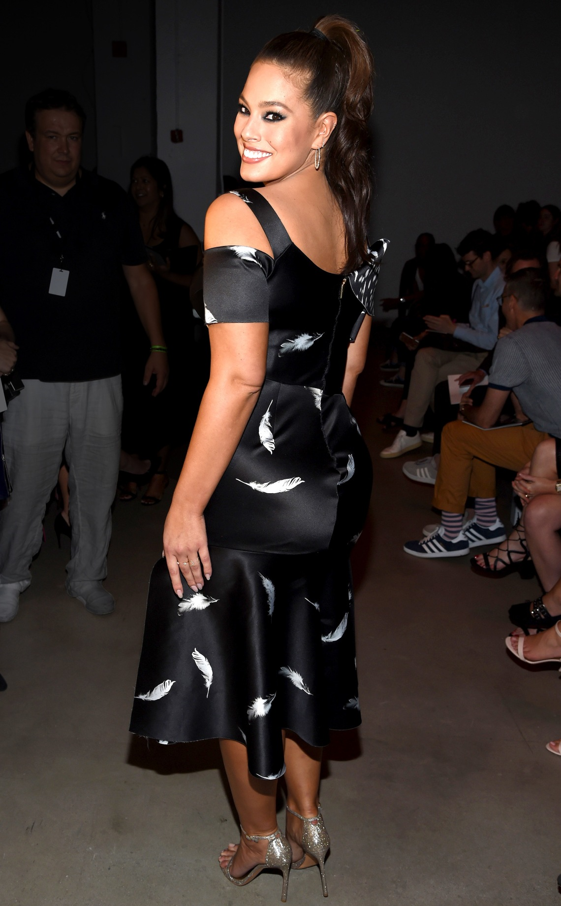 Prabal Gurung - Front Row - September 2016 - New York Fashion Week: The Shows